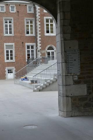 Escaliers en béton préfabriqué