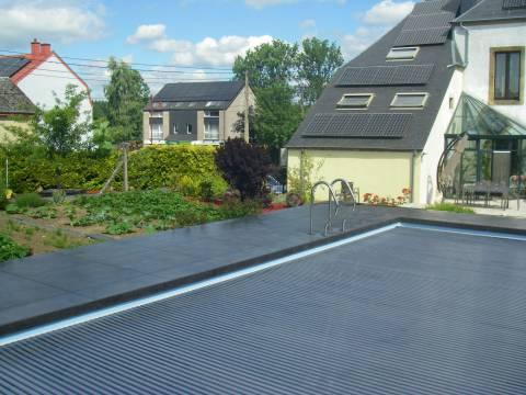 Terrasse en béton traité à l'Écran Total