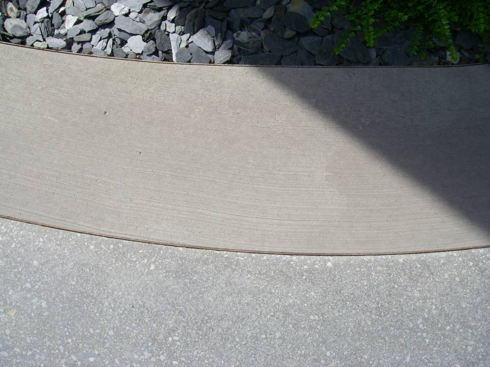 Béton brossé - béton granito