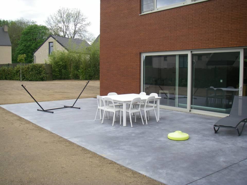 Terrasse traité à l'Écran Total